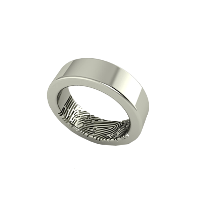 platinum rings products on wedding engagement customized love of bands your jewelove for customised ring by fingerprint view men table engraved