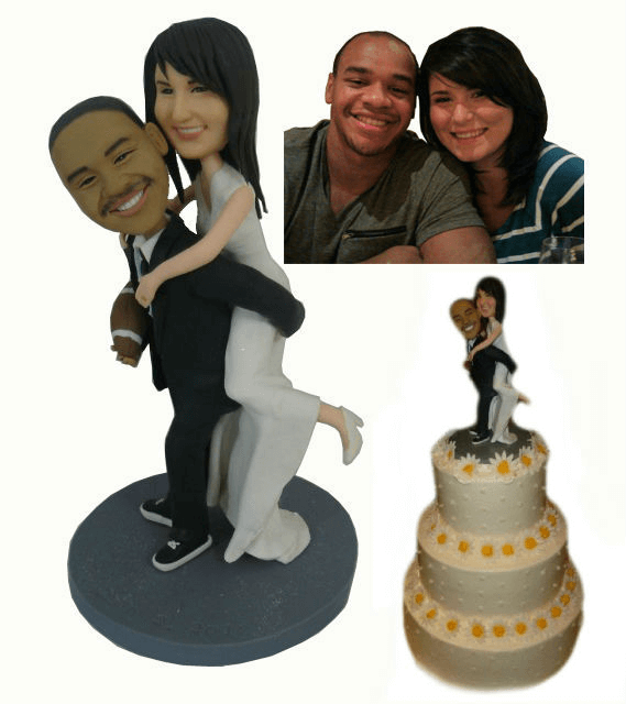 personalized-wedding-cake