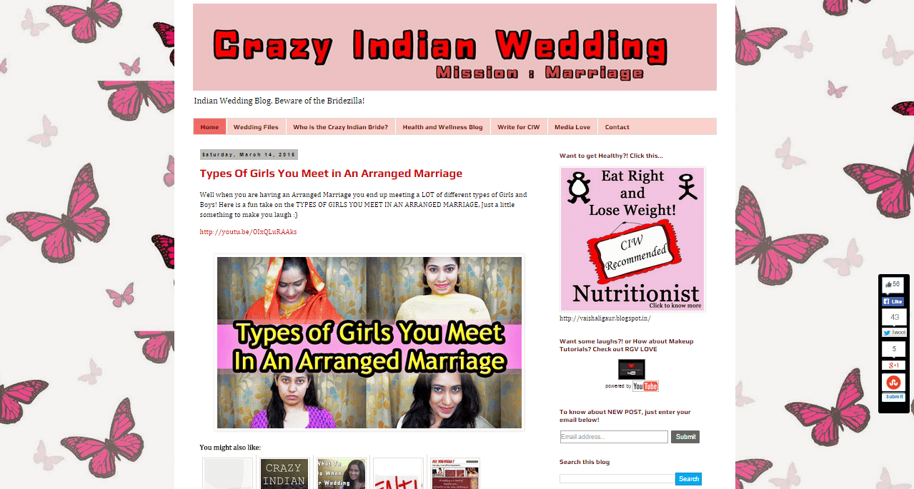Crazy Indian Wedding
