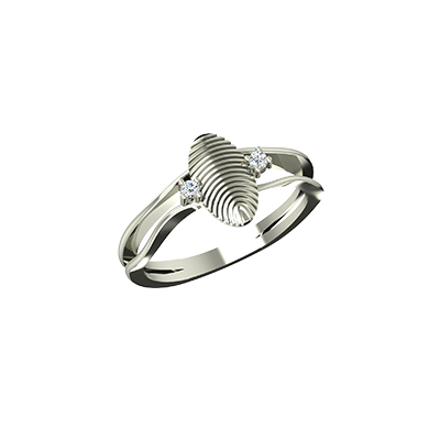 Custom made diamond gold ring in online at augrav.com for him and her for anniversay,wedding and engagement