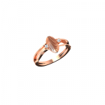 Customized Diamond ring for couple in online at its best price at augrav.com. Unique rings for couple for engagement and wedding