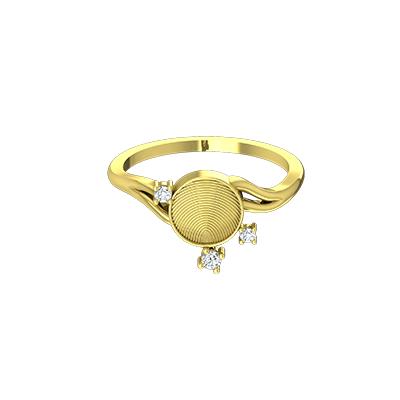 Round Fingerprint Ring (6)