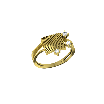 buy unique Gold rings for couples in india in white and yellow gold. Free shipping across india.