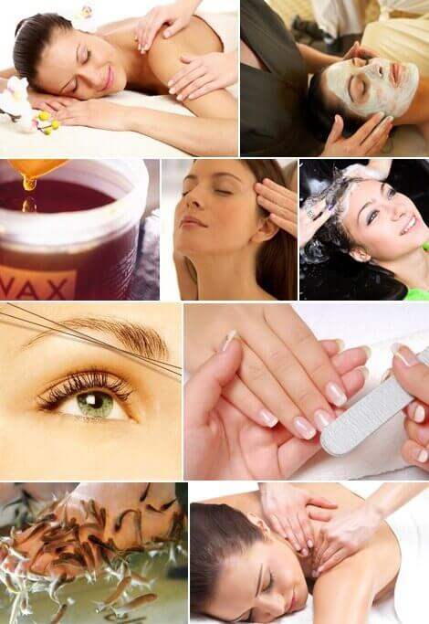 Women's-spa-beauty-parlour