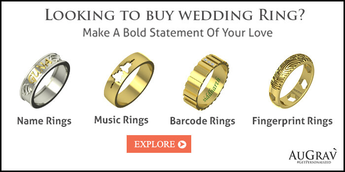 personalized rings-augrav-india
