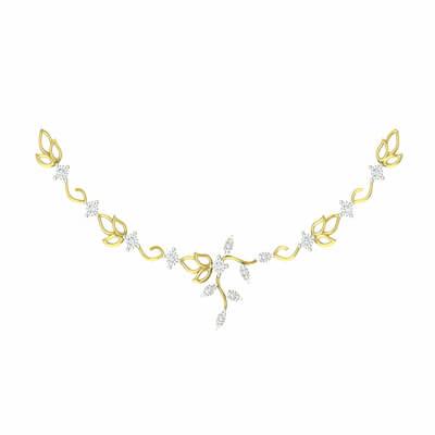 Classic Diamond Necklace Set