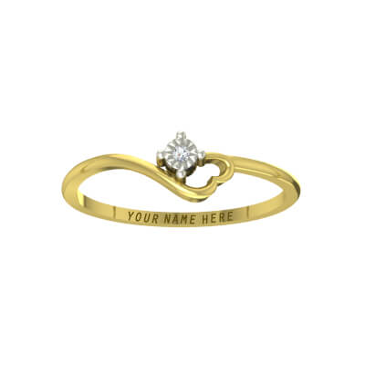 Indian diamond engagement couple ring for him and her online shopping