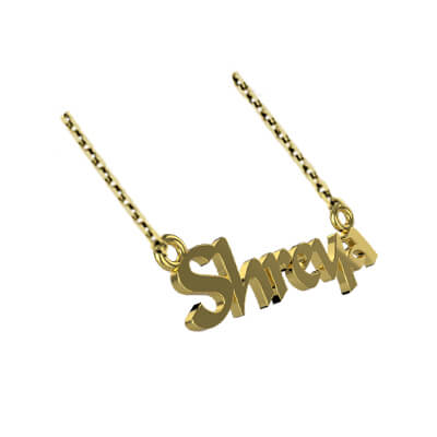 Name pendant designs in gold in online. Free shipping across chennai,mumbai,delhi,pune and kolkata