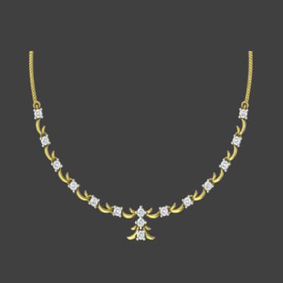 gold necklace designs catalogue 2015