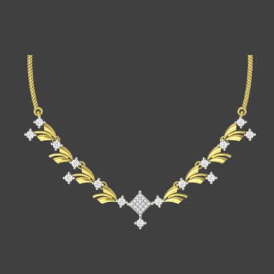 modern gold necklace set augrav personalized