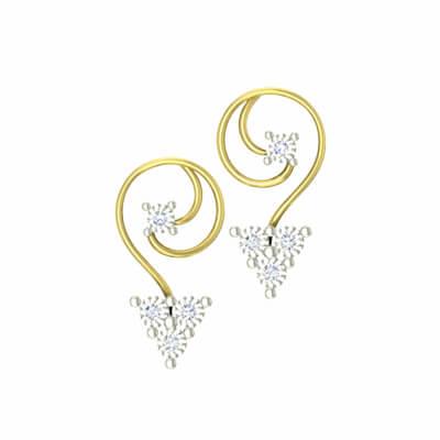 Royal Golden Necklace Set (2)
