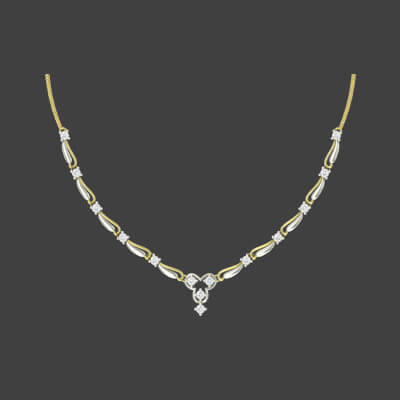 simple gold necklaces for indian brides and free shipping delhi,pune and delhi