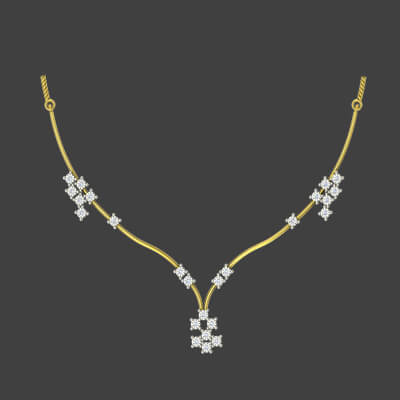 22k gold necklace designs in 10 grams with diamond and ring,earring