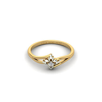 The Magical Bride Name Ring AuGrav