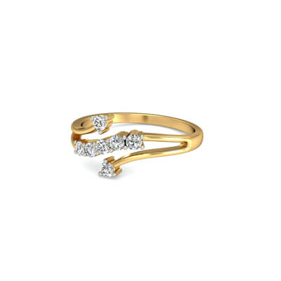 Simple gold ring for girls with price. Free shipping across chennai,mumbai,delhi,pune and kolkata.