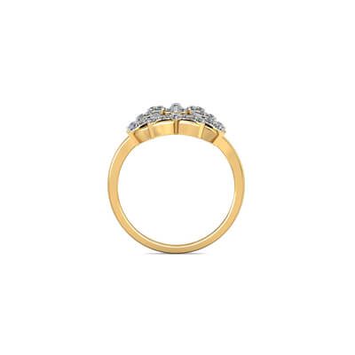 Diamond ring for women for office use
