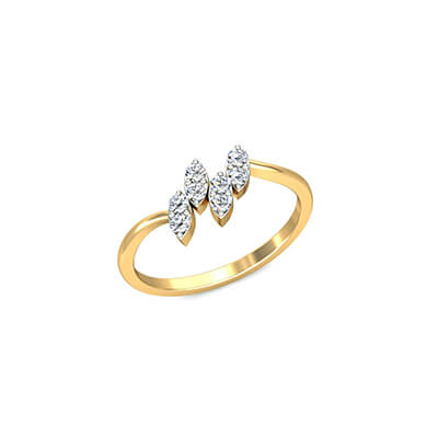 unique solitaire engagement rings for her india