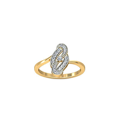 Infinity diamond ring for wife online india