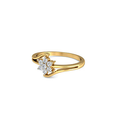 Gold finger rings latest designs in india