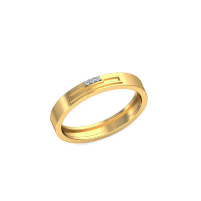 Name Etched Rings In Gold (2)
