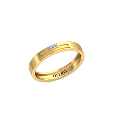 Name Etched Rings In Gold (1)