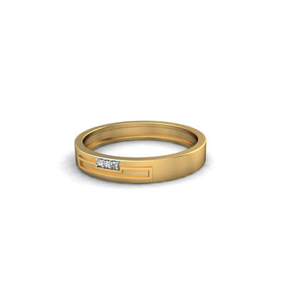 Name Etched Rings In Gold (3)