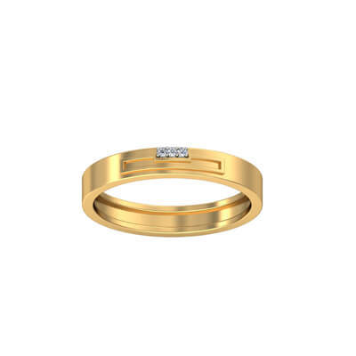 Name Etched Rings In Gold (4)