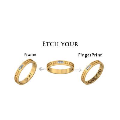 The Fashionista Diamond Rings (2)