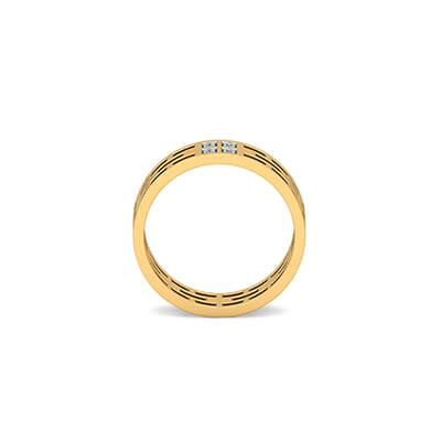 The Modern Gold Rings For Men (1)