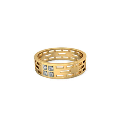 The Modern Gold Rings For Men (2)