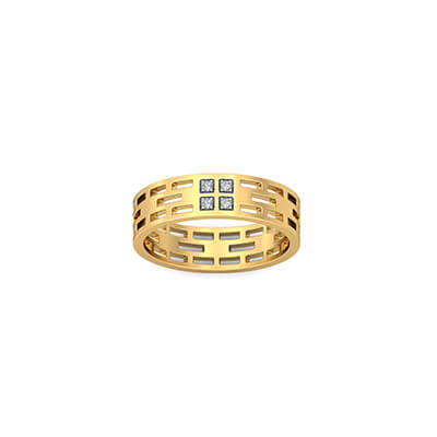The Modern Gold Rings For Men (4)