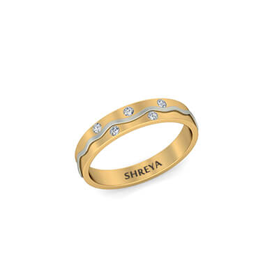 The Subtle Rings With Name Engraving (1)