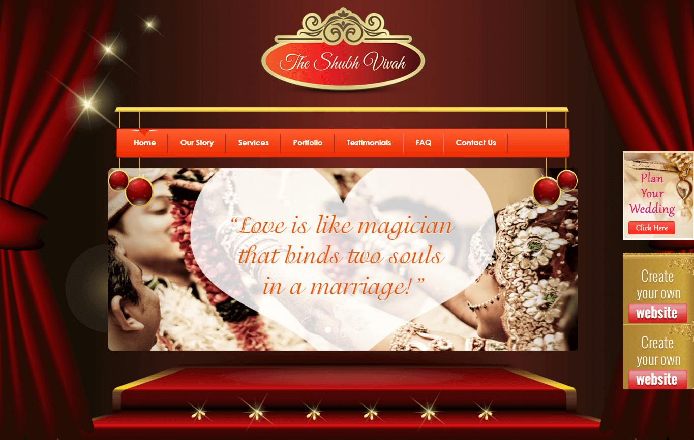 7 Best Wedding Site Builders – New Way To Invite Your Friends For ...