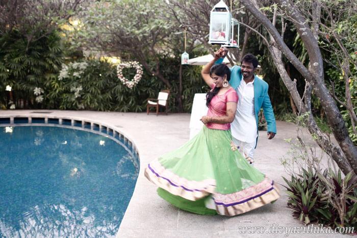 Pannaga and Nikkita's Wedding