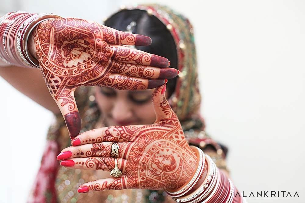 alankritaa bridal mehendi artist designs
