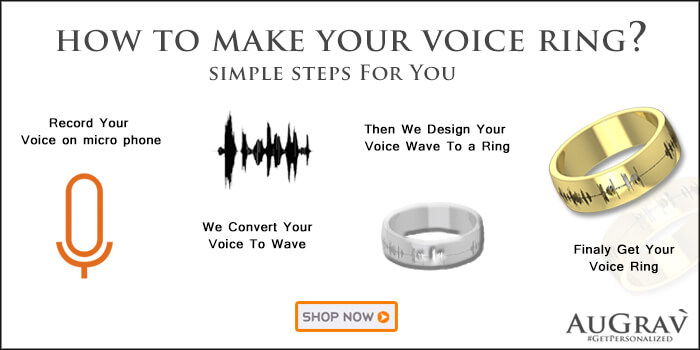 custome voice ring