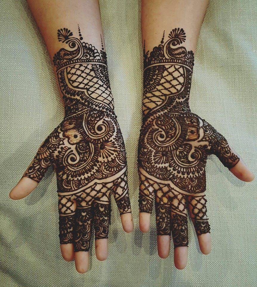 manisha bridal mehendi chennai