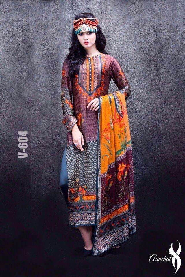 Aanchal Designer wear by Bindya taneja