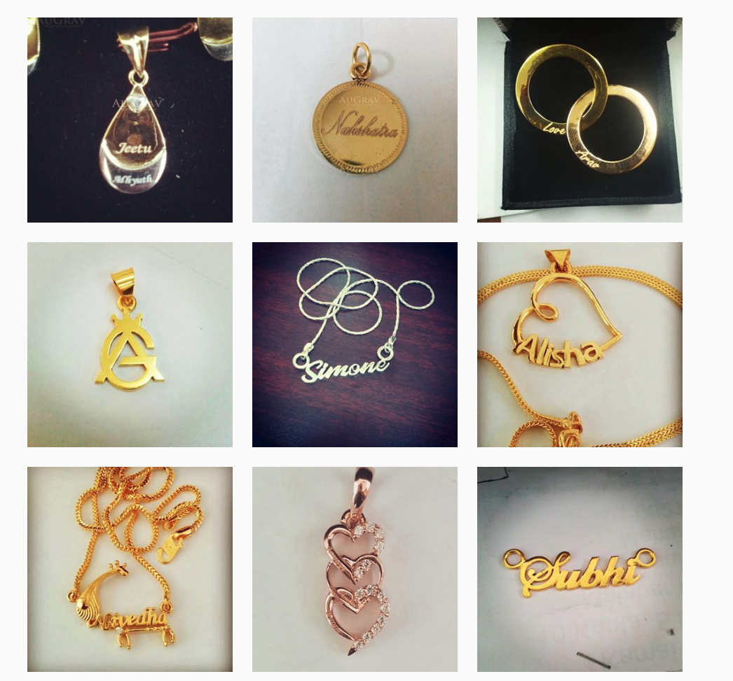 necklace products name gold kid papier all loves family charm le silhouette studio large silver or classic my tree