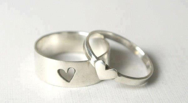 The most awesome couple ring band designs for your inspiration