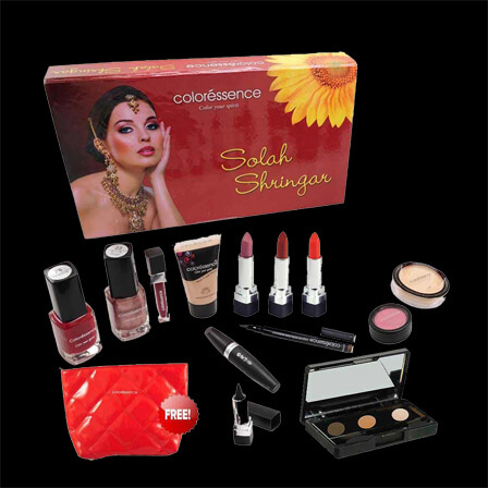 Bridal Makeup Gift Sets India