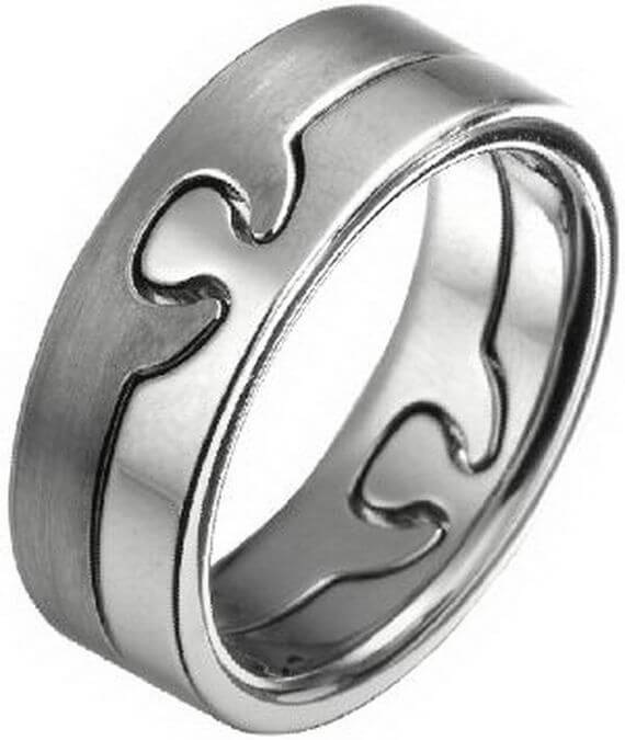 Lord Of The Rings One Ring Wedding Band 007 - Lord Of The Rings One Ring Wedding Band