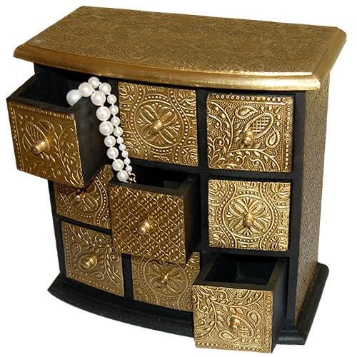 Wedding jewellery box