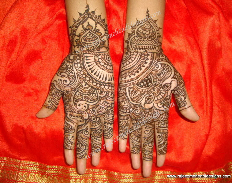Bridal Mehndi In Chennai : The best bridal mehandi artists in chennai augrav