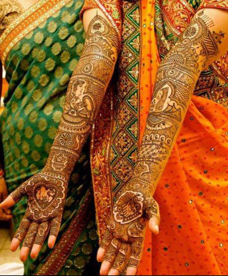 Indian Bridal Henna Designs: The Best 10 Bridal Mehandi Artists In Bangalore