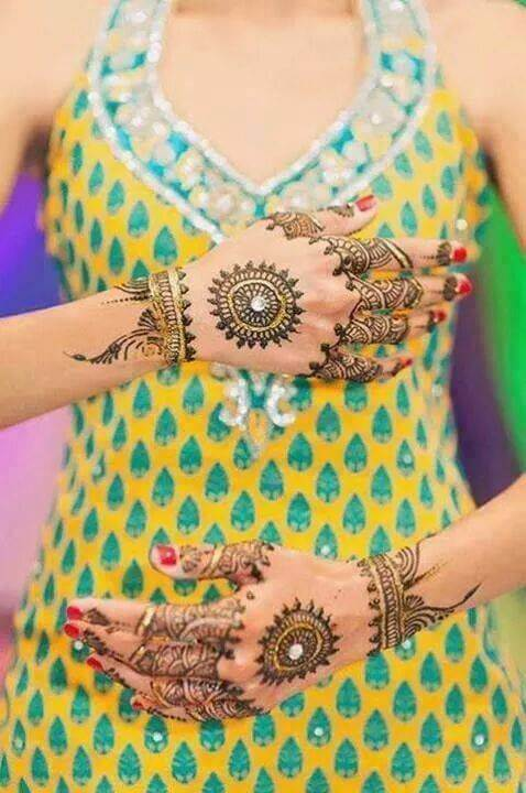 Royal Mehandi