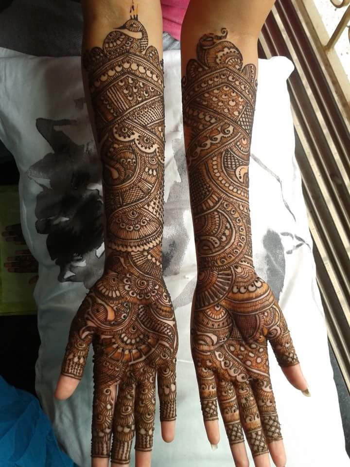Bridal Mehndi In Chennai : The best bridal mehandi artists in chennai