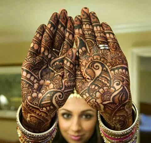 Swati Mehandi Artist