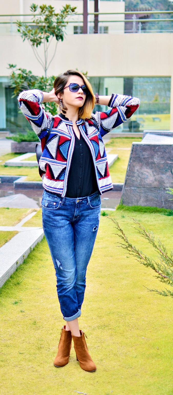 Akansha Redhu - Fashion blogger india