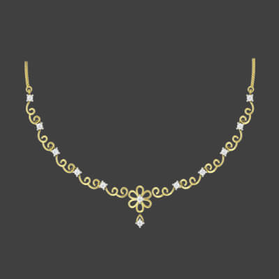 Aspire Bridal Necklace Set